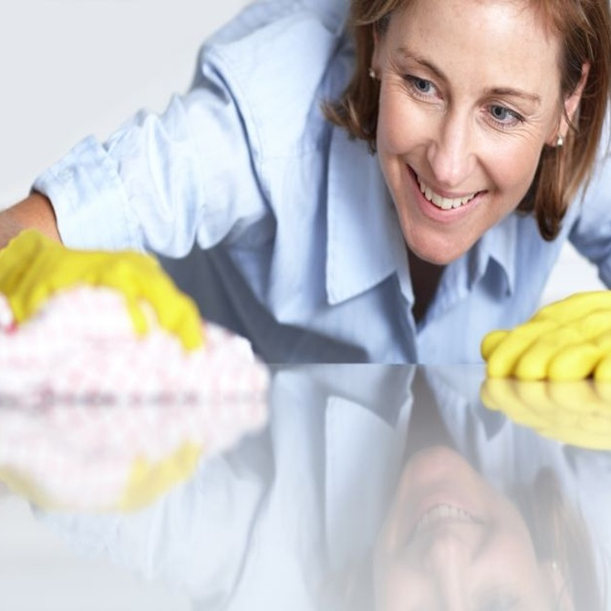 Aleja las enfermedades con una buena limpieza