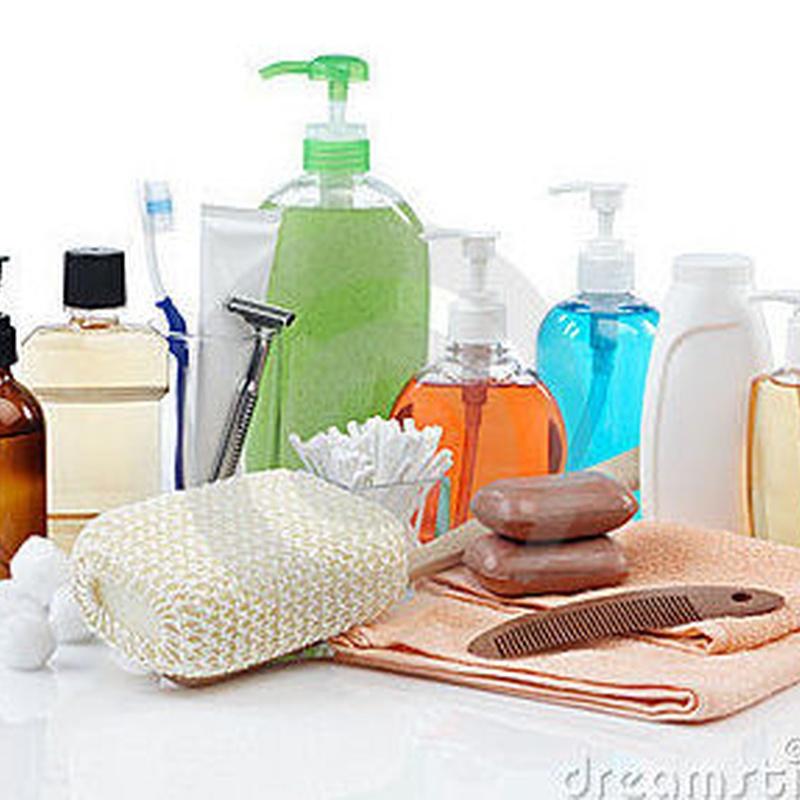 Productos de higiene: Productos de Droguería Subirats