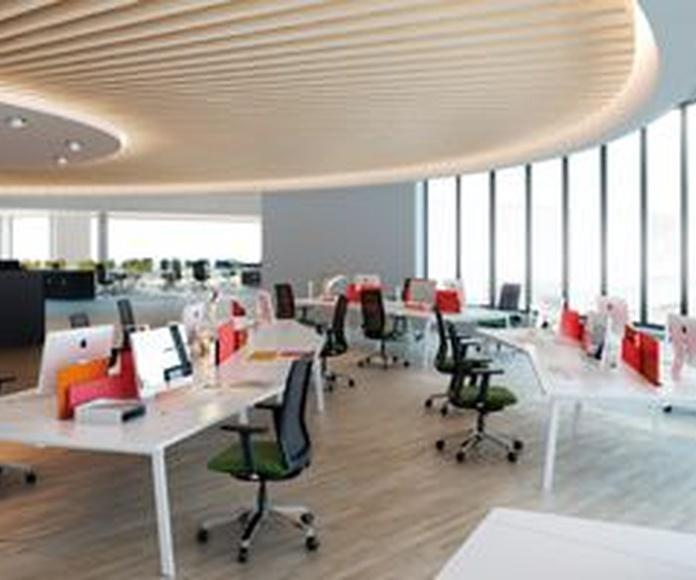 Mobiliario de oficina: Servicios de SOASA Sistemas de Oficina de Álava