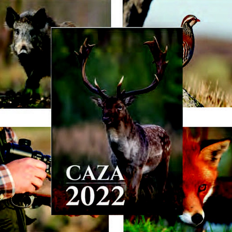 Ref. 237 - Caza: Nuestros Productos de Gráficas Kalendex