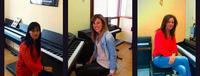 Nuestras profesoras de piano
