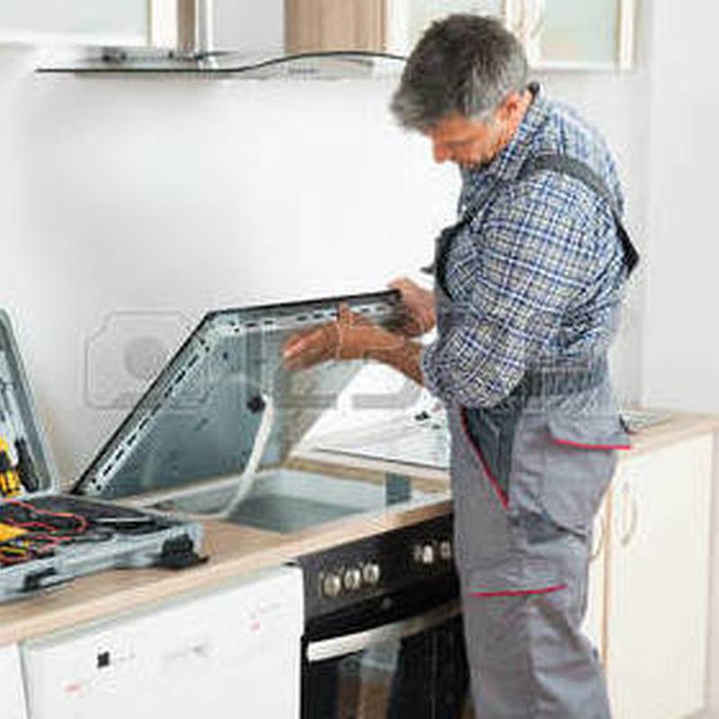 Consulte sin compromiso: Reparación (Electrodomésticos) de Guztiok Bat