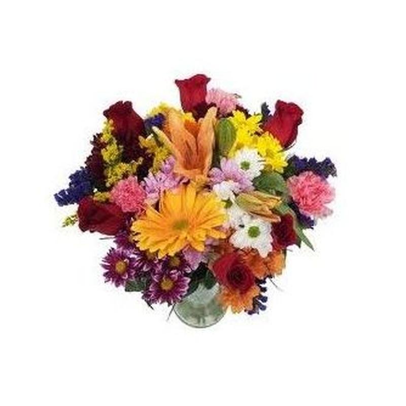 Bouquet variado de flores: Productos de Floristería Pothos