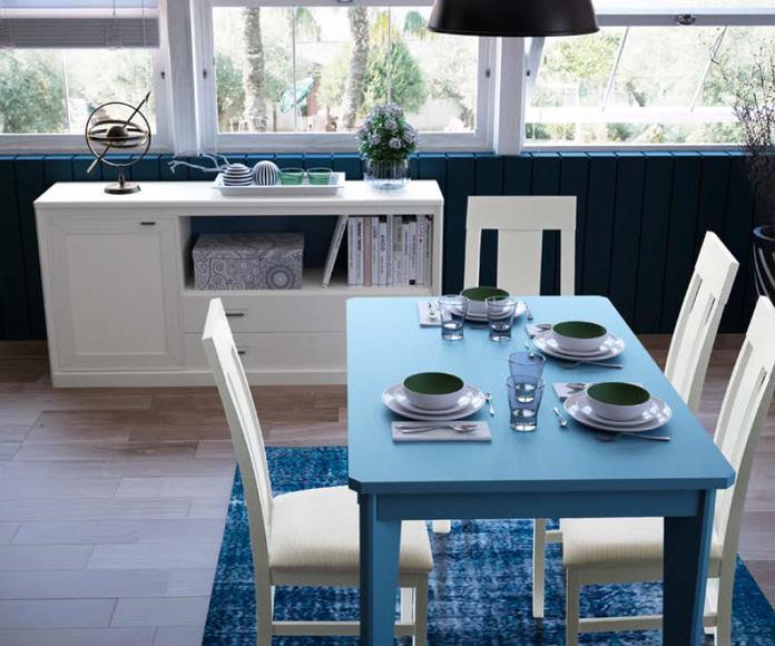 Mobiliario para salones estilo vintage: Muebles y decoración de Muebles y decoración Francisco Ruiz