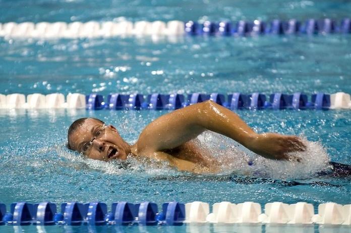 Grupos de natación de mantenimiento