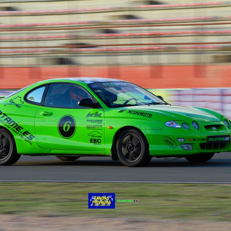 """Hyundai Coupe """"Copa LCC"""": Nuestros Equipo de Pilotame"""