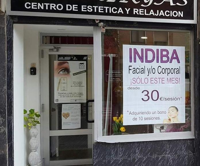 Indiba: Servicios de Valkiryas