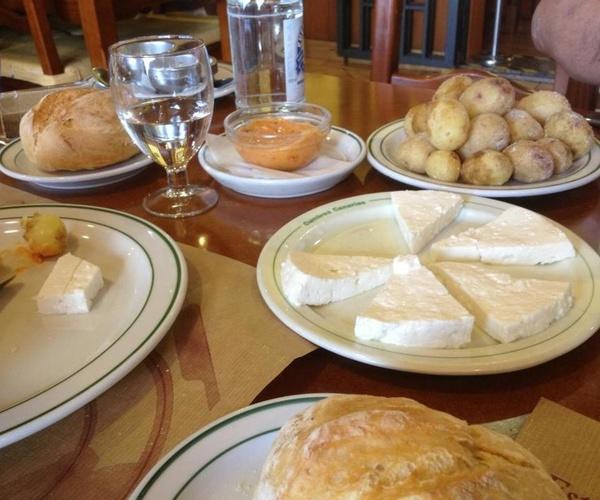Restaurnate en Laas Palmas