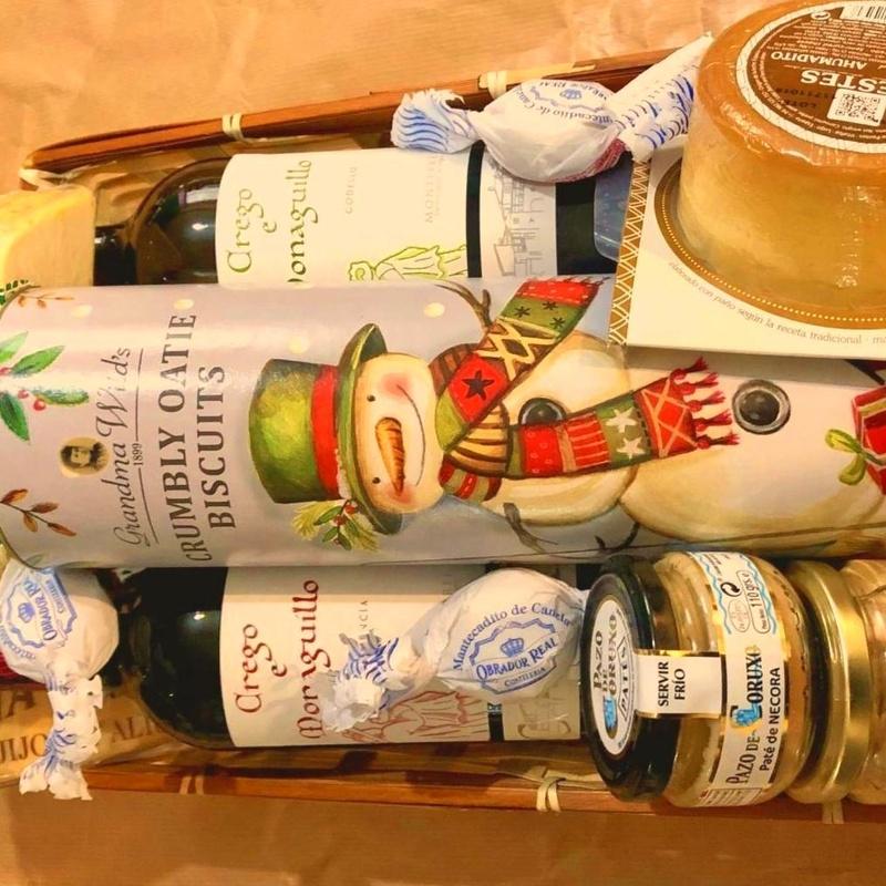 Bandeja 2: Productos de Manxares da Chaira, S.L.