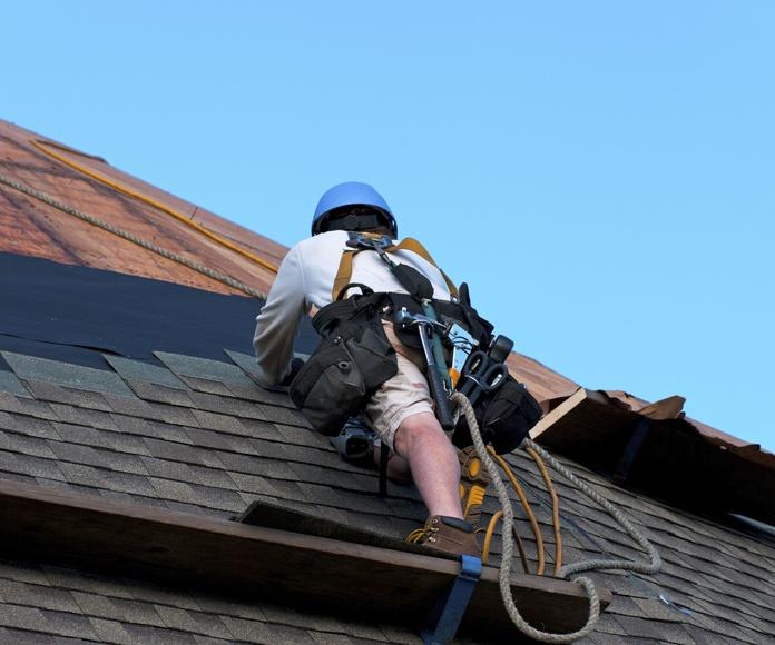 Rehabilitación de edificios: Servicios de Construcciones Vian Valdajos