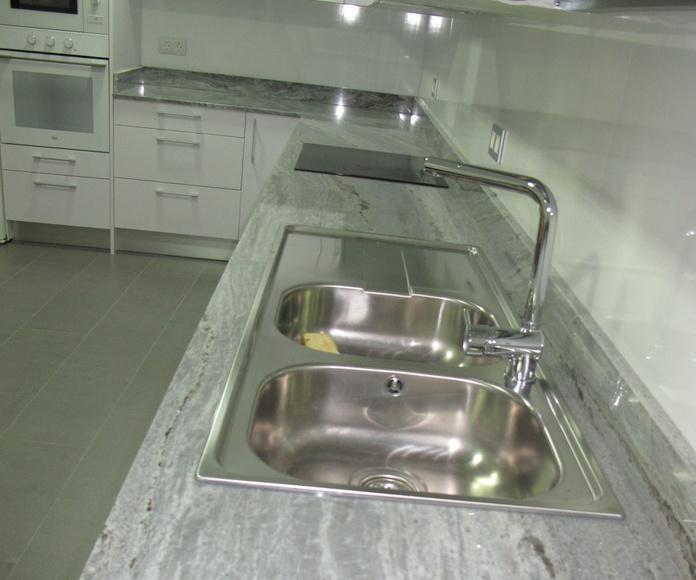 Muebles de Cocina - Proyecto realizado en leganes: Catálogo de Diseño en Cocinas MC