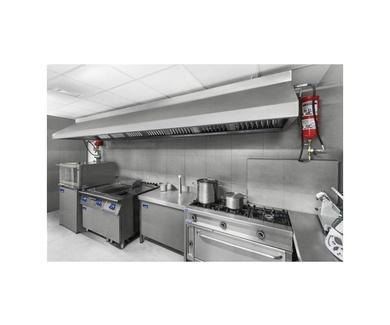 Sistema extinción automática de cocinas en Madrid