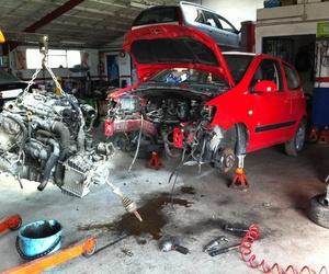 Desmontar motor