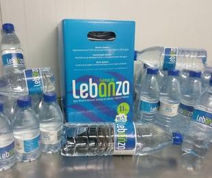 Agua Lebanza