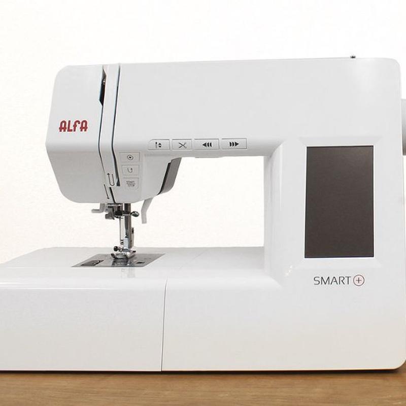 Alfa Smart +: Productos de Maquinas de Coser - Servicio técnico y repuestos