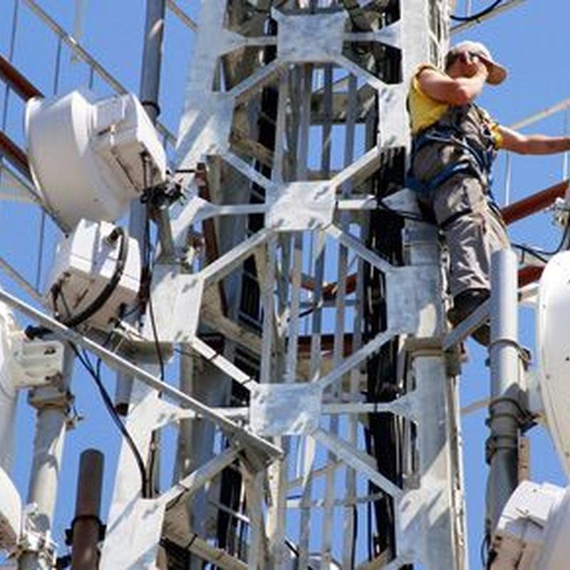 Mantenimiento de instalaciones de telecomunicaciones: Servicios de Tecnicom