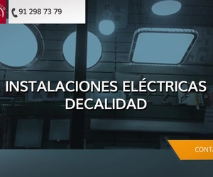 Material eléctrico en Legazpi, Madrid | Instalaciones Luxem