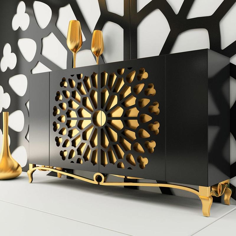 APARADORES FRANCO FURNITURE: Catálogo de muebles y sofás de Goga Muebles & Complementos