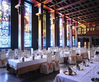 SALONES DE FIESTA: HOTEL Y SPA de Hotel - Spa - Restaurante Convento I