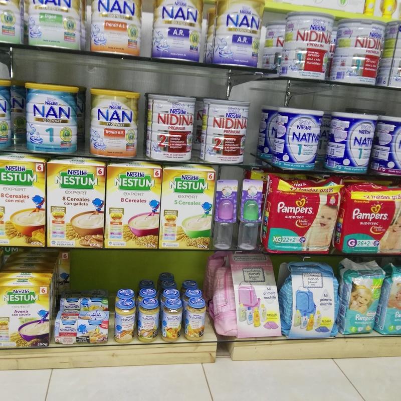 Infantil: Servicios de Farmacia y Parafarmacia Ramfor e Internacional