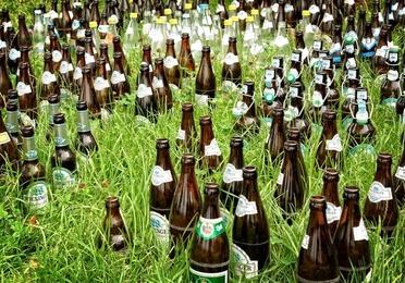 Recuperación y reciclaje de vidrios