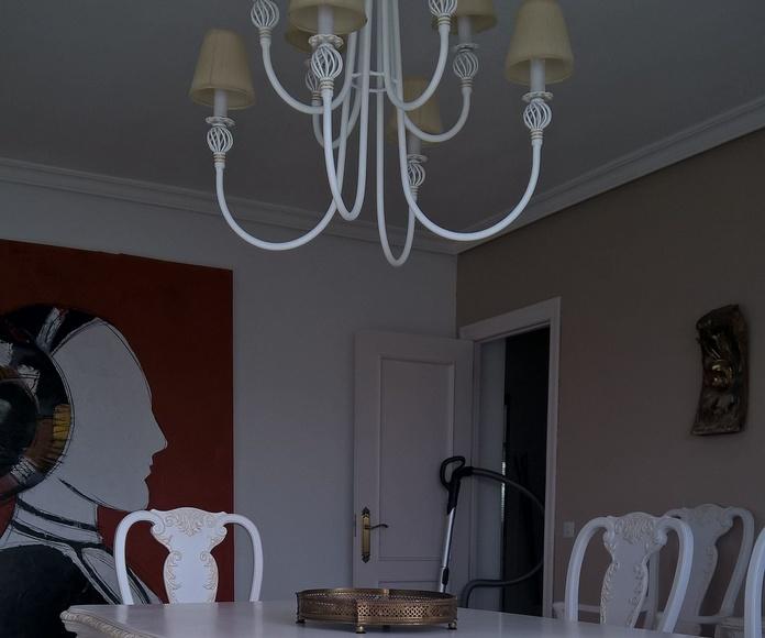 LACADO DE MUEBLES: Catálogo de Arribas Martín