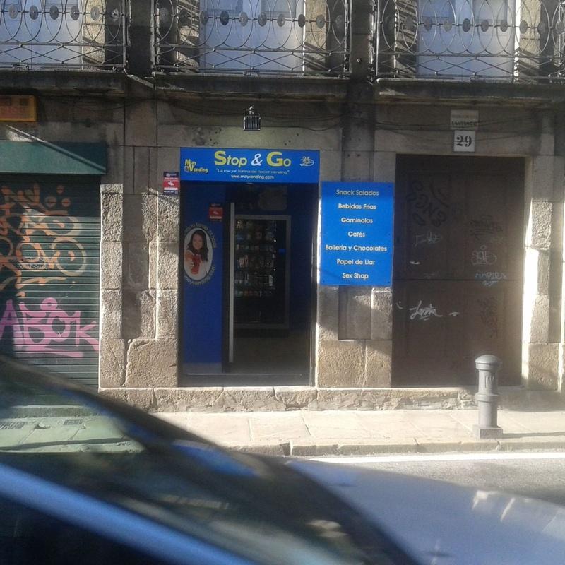 """Tiendas 24 horas """"Stop & Go"""": Servicios de MayVending"""