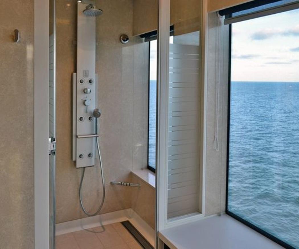 Ideas para ahorrar espacio en los baños