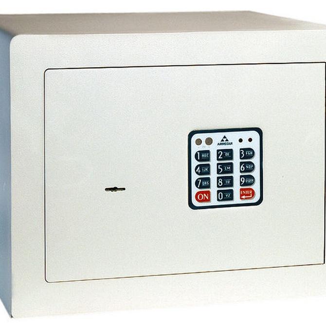¿Qué tipo de caja fuerte elegir?