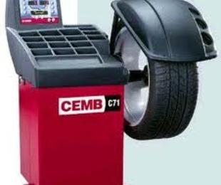 Equilibrio de neumáticos