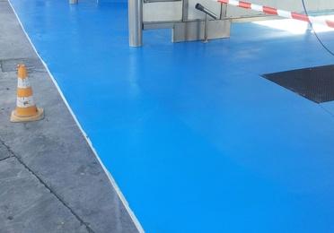 Pavimentos de poliuretano