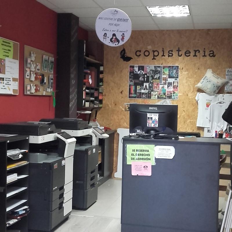 Fotocopias e impresiones: Productos y servicios de L´ Art de les Mans