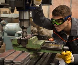 Medidas de protección en los trabajos de mecanizado