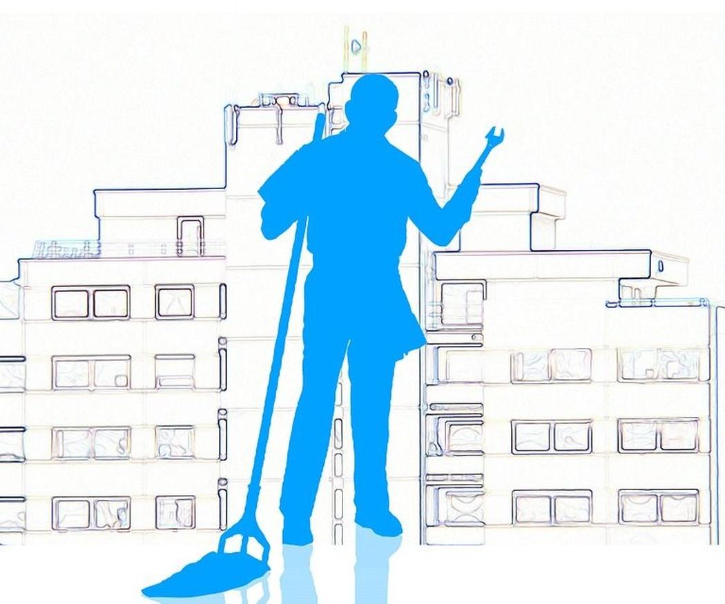 La tranquilidad de contratar servicios de limpieza para comunidades