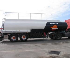 Producción de cisternas para camiones