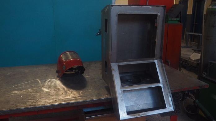 Instalaciones: Productos y servicios de Calderería LILI