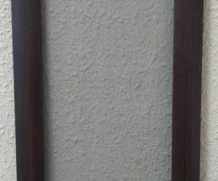 Mosquitera corredera: Productos  de Persianas y Aluminios TERGON