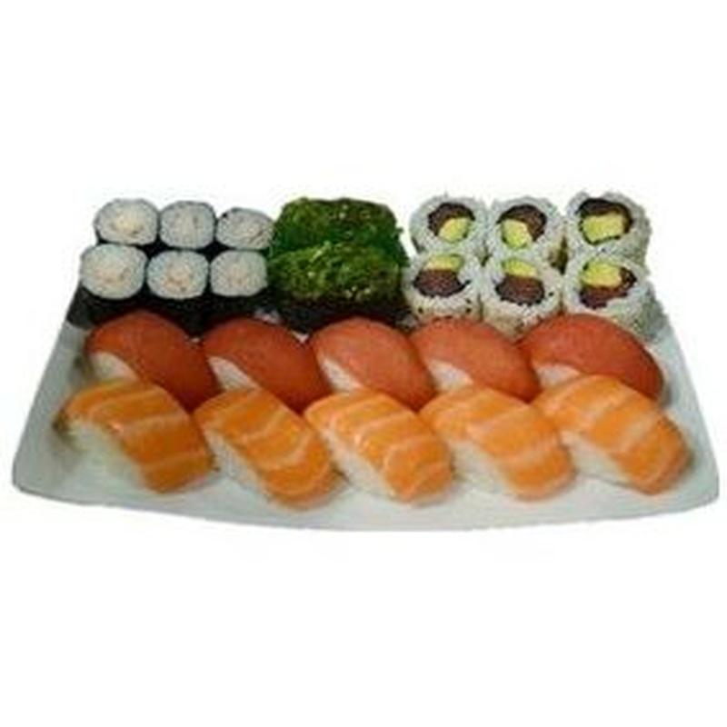 Menú 13: Menús de Kiniro Sushi