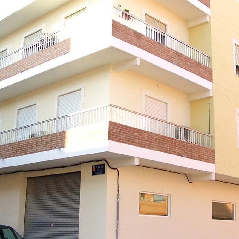 Rehabilitación de fachadas: Servicios de