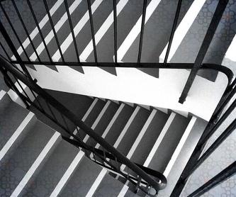 Mosquiteras: Carpintería de aluminio de Carpintería de Aluminio Alberto Mellado