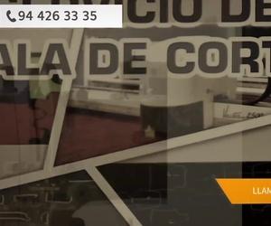 Taller de corte de ropa en Vizcaya | Cotexma