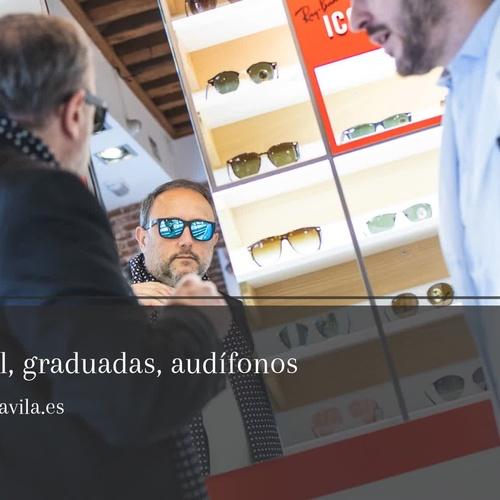 Gafas de sol Ávila | Opticalia Ávila