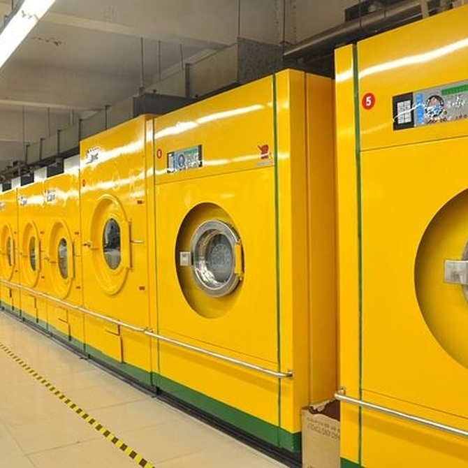 Ventajas de lavar en lavandería