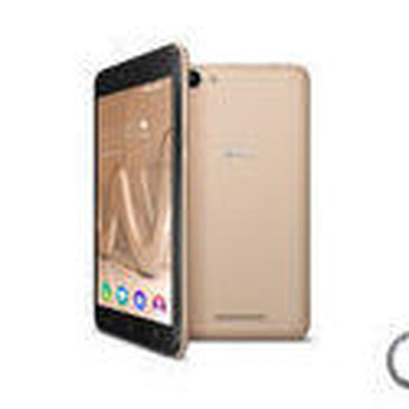 """SMARTPHONE WIKO LENNY3 MAX IPS 5"""" (16+2 GB) GOLD: Productos y Servicios de Stylepc"""