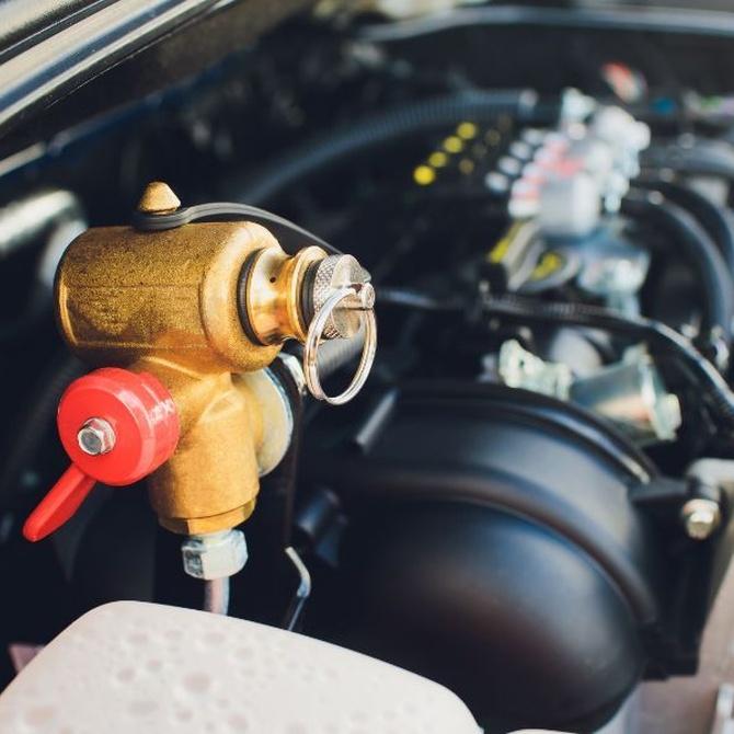 El funcionamiento del motor GLP