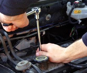 Vehículo de sustitución: Servicios de Garaje Motor Linares