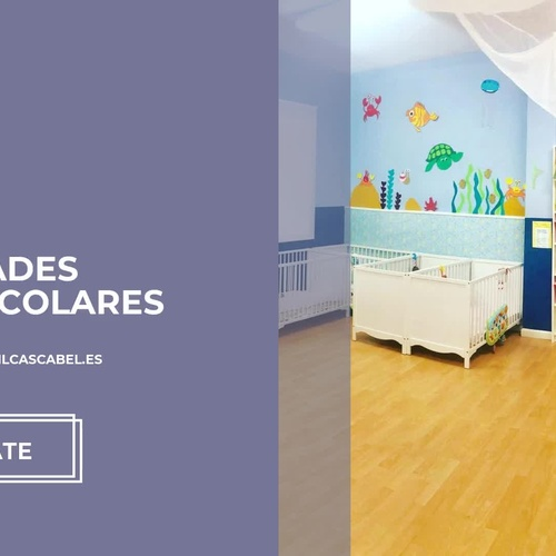 Escuela Infantil Cascabel | Escuelas infantiles San Sebastián de los Reyes