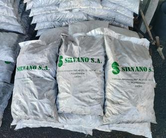 Carbón mineral y leña (encina y roble): Servicios de Silvano S.A. - (Carbones y Transportes)