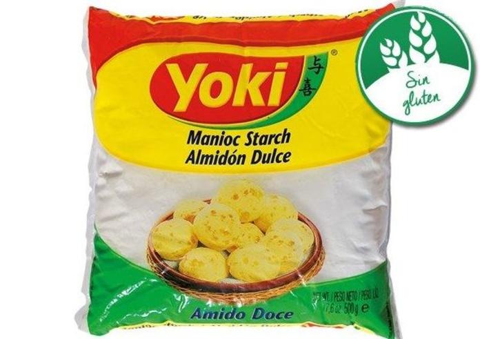 Almidón dulce Yoki: PRODUCTOS de La Cabaña 5 continentes