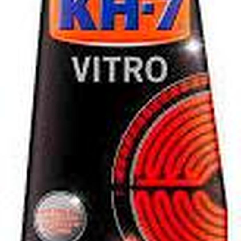 KH-7 VITRO CREMA 450ML.: SERVICIOS  Y PRODUCTOS de Neteges Louzado, S.L.